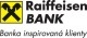 Raiffeisenbank nabízí novou kreditní kartu s výhodnější úrokovou sazbou