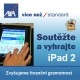 Vyhrajte vánoční dárek  - zvyšujte finanční gramotnost s AXA a vyhrajte iPad 2!