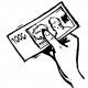 Vyhněte se vkladům hotovosti na cizí účty - jsou většinou příliš drahé