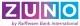 ZUNO - nový ceník na jednu stránku