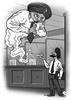 58. DÍL - Ideální banka 21. století: V dětském komixu ukazuje jak nemá vypadat ideální banka