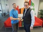 Samsung Galaxy S5 v soutěži s mBank a naším serverem předán vítězi