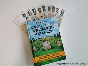 Kniha Patrika Nachera: Z deště pod okap