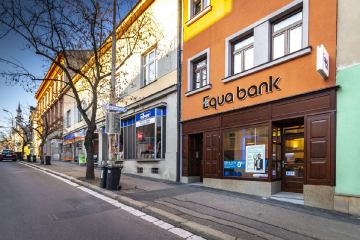 Nová pobočka Equa bank byla otevřena v Kolíně