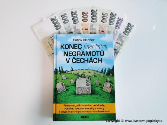 Kniha PN peníze nad