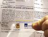 Lupa - na zvětšení drobných písmen u smluv a obchodních podmínek společně s Axa Bank